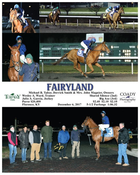 FAIRYLAND - 120617 - Race 06 - TP
