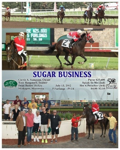 SUGAR BUSINESS - 071312 - Race 01
