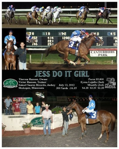 JESS DO IT GIRL - 071212 - Race 08