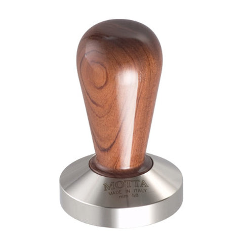 Tamper - 58mm MOTTA Bubinga - Coffee - Meebz Coffee