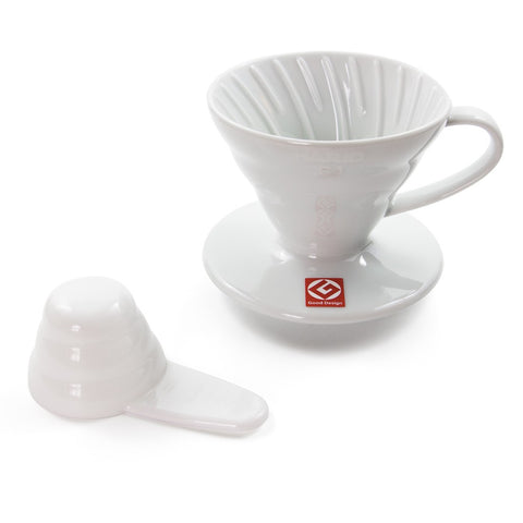 Hario V60 01 - Ceramic - Coffee - Meebz Coffee
