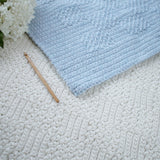 Crochet Pattern - Cozy Dreams Baby Blanket P-CozyDreams