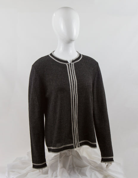 Rolled Classic Alpaca Sweater
