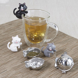 Cat Infuser-Tearrific