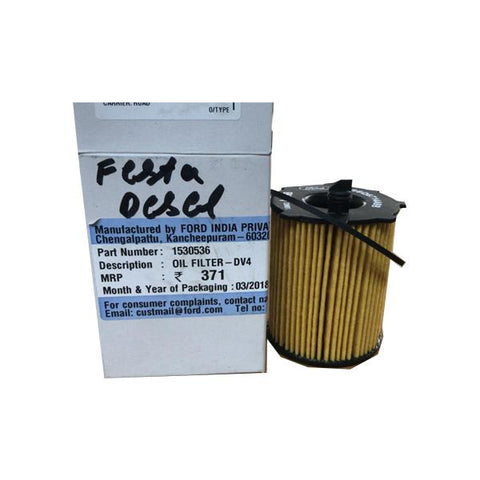 Ford Fiesta Diesel Oil Filter - CarTrends