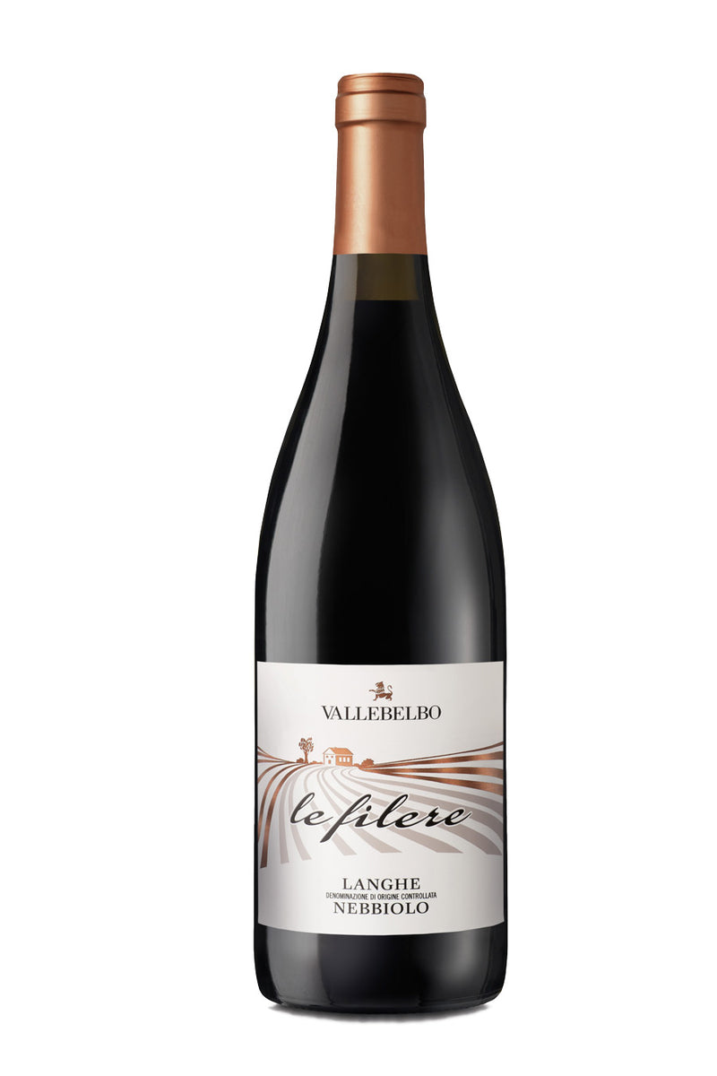 Vallebelbo Le Filiere Langhe Nebbiolo Doc