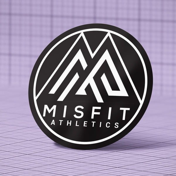 Misfit Stamp Decal