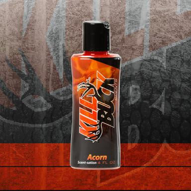 Acorn Scent-sation — Cover Scent and Whitetail Deer Attractant