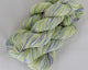 Organic & Fair Trade Cotton Yarn-Green, Purple, and White