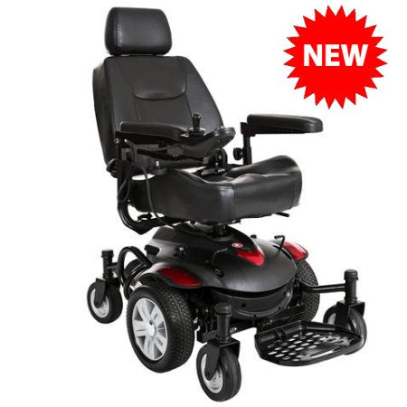 Drive Medical Titan AXS Mid Drive Power Wheelchair
