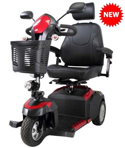 Drive Medical Ventura 3 DLX Midsize Mobility Scooter