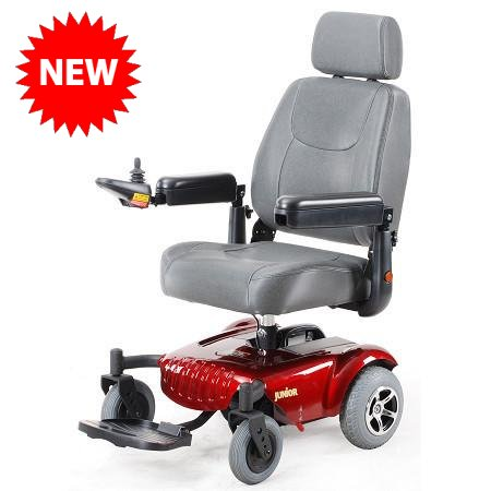 Merits P320 Mini Compact Power Wheelchair