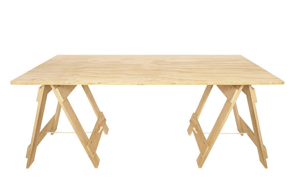Trestle Table, Trestle Table | Base Furniture | Christchurch | New Zealand