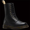 Dr Martens - 1490 Black Felix Rub Off Vegan 10 Eyelet Boot