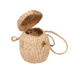 Honey Pot bag; raffia straw bag; bali handbags; wholesale straw bags; beach bags; straw beach bags; resort wear