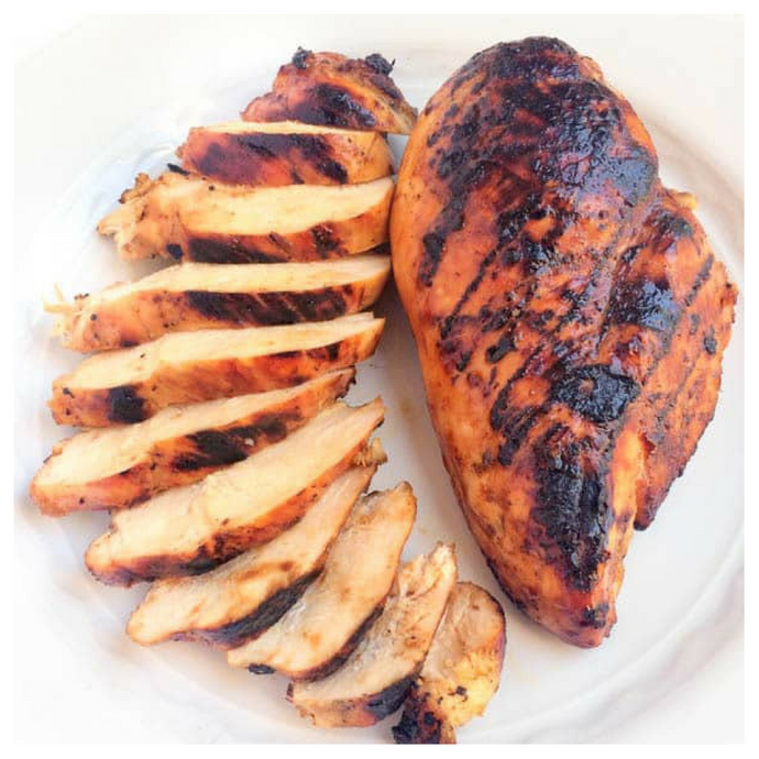 Meal Prep - Grilled Chicken
