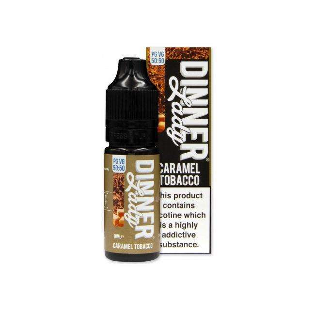 Dinner Lady - Caramel Tobacco 10ml
