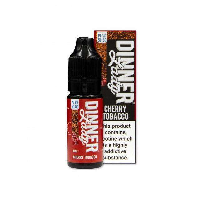 Dinner Lady - Cherry Tobacco 10ml