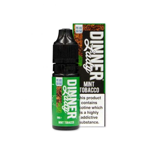 Dinner Lady - Mint Tobacco 10ml
