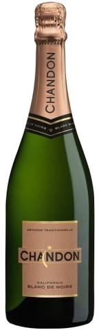 Chandon Blanc de Noirs Sparkling Wine, 750ml.