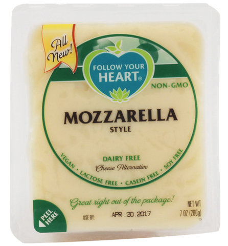 Follow Your Heart Mozzarella
