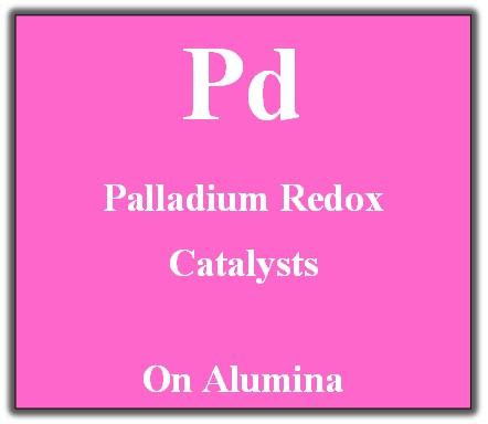 Redox Catalyst Palladium on Alumina