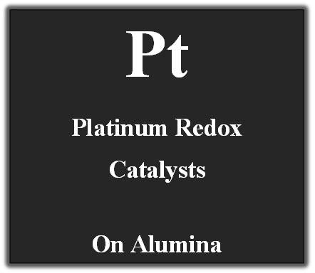 Redox Catalyst Platinum on Alumina