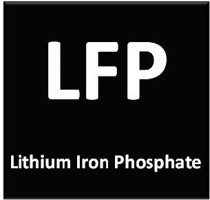 Lithium Iron Phosphate (LFP) cathode material