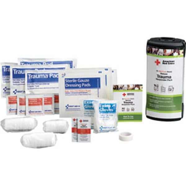 American Red Cross Deluxe Trauma Responder Pack
