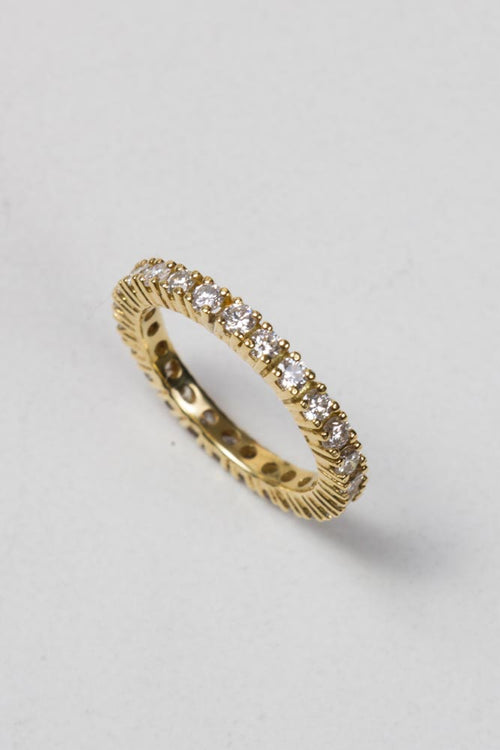 Diamond & Gold Band