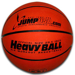 Heavy weighted basketball