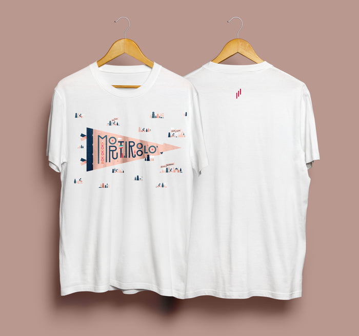 CAMISETAS - The 3 Mayors - Mortirolo