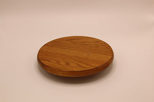 "Round Lazy Susan available in 10"", 14"", 16"""