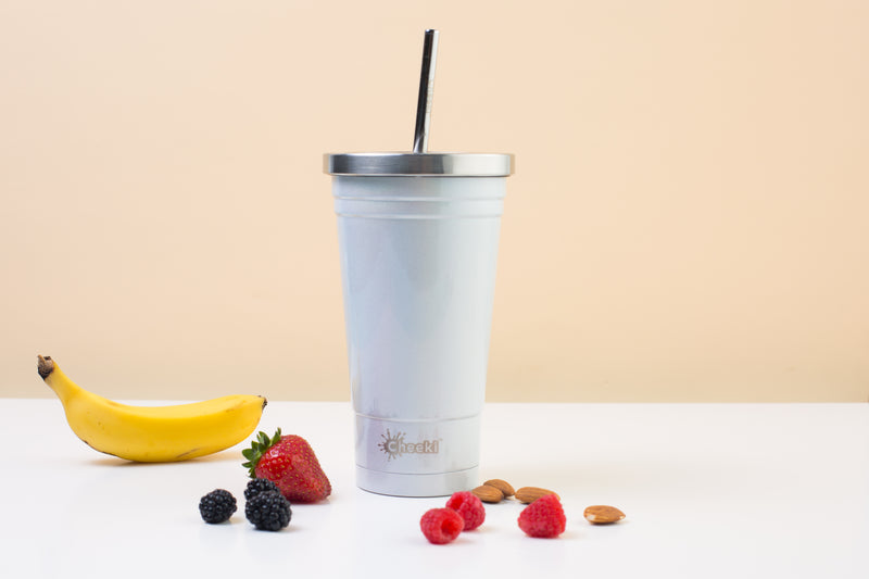 500ml Stainless Steel Insulated Tumbler - Rainbow Pearl