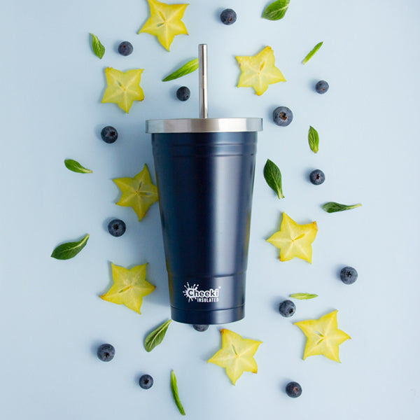 500ml Stainless Steel Insulated Tumbler - Ocean