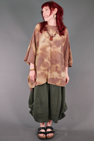2282 Long Ana Tunic -Earth