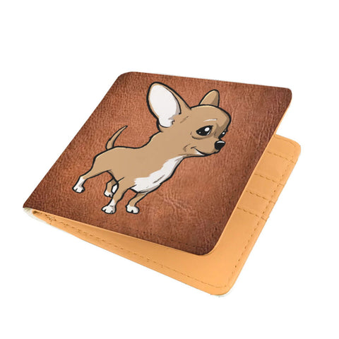 Chihuahua Men's Wallet