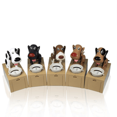 The World's Cutest Dog Coin Bank & Money Box
