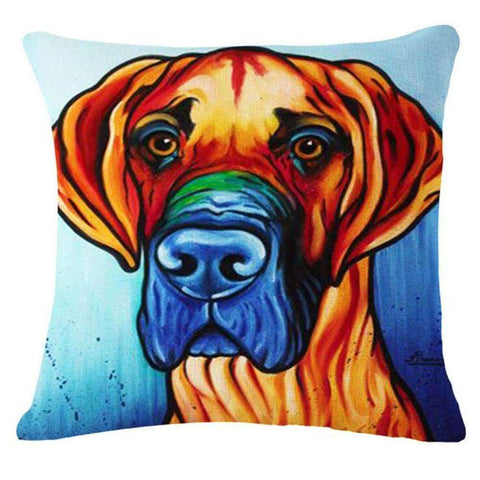 Happy Puppin Exclusive Series II Pillow Covers