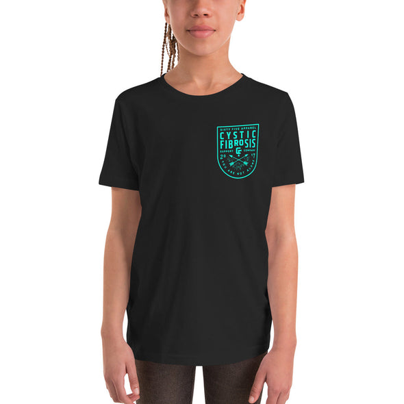 Cystic Fibrosis Support - Youth Short Sleeve