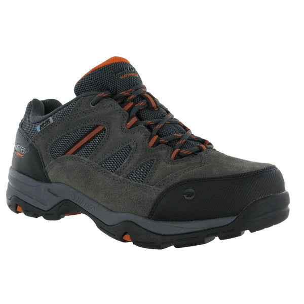 Hi-Tec Bandera II Low Wide Hiking Shoes-ShoeShoeBeDo