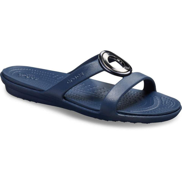 Crocs Sanrah MetalBlock Sandals