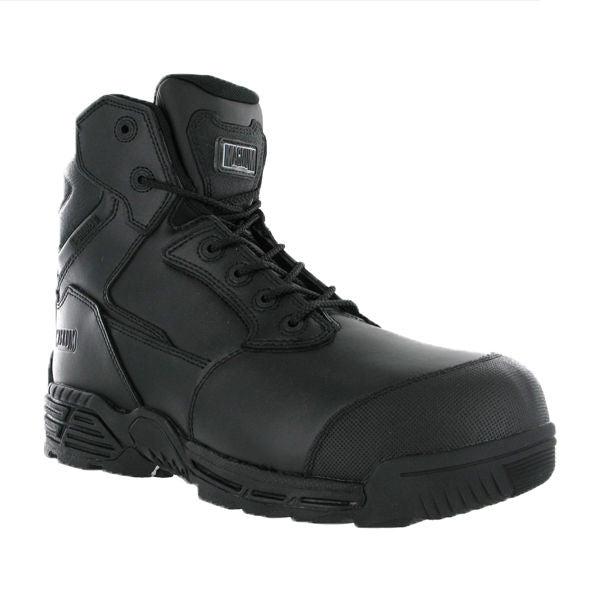Magnum Stealth Force 6.0 Safety Boots-ShoeShoeBeDo
