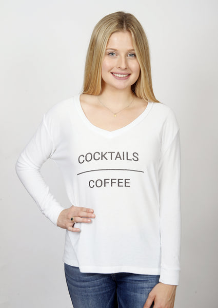 The 'Grayson' Sweatshirt - Cocktails over Coffee