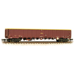 Graham Farish 377-651A N Gauge EWS MBA Open Wagon (Weathered)