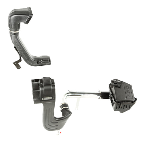 XHD Low/High Mount Snorkel System, Diesel by Rugged Ridge ('07-'18 Jeep Wrangler JK)