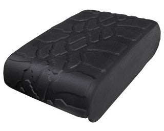 Boomerang Tire Tread Center Console Armrest Cushion ('07-'10 Wrangler JK)