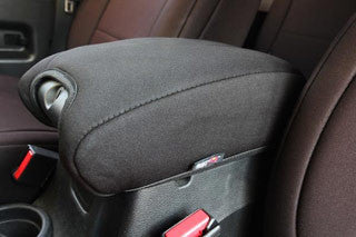 Rugged Ridge Neoprene Arm Rest Pad ('11-'18 Wrangler JK)