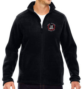 Rocky Mountain Triumph Club Adult Full Zip Fleece - Monograms by K & K
