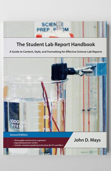THE STUDENT LAB REPORT HANDBOOK - Temporarily Out of Stock